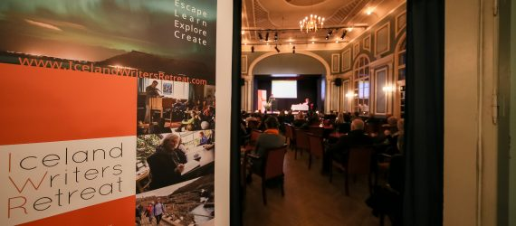 Record number of applications for the Iceland Writers Retreat Alumni Award