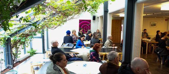 Five reasons to attend the Iceland Writers Retreat