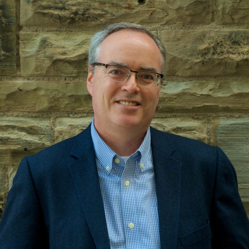 Getting to Know IWR Faculty Member Terry Fallis