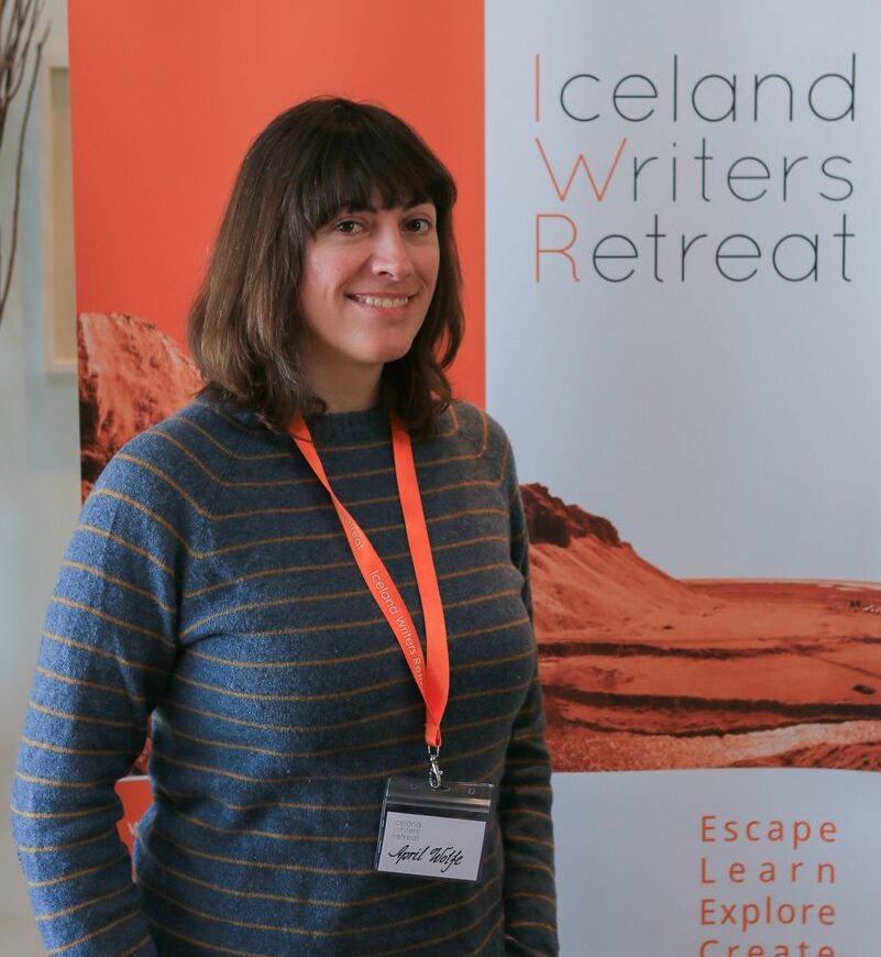 Iceland Writers Retreat Alumni Award: April Wolfe's Story