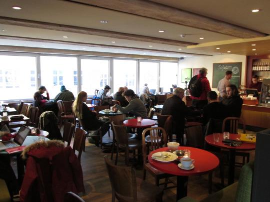 The Best Coffee Shops for Writers in Downtown Reykjavík