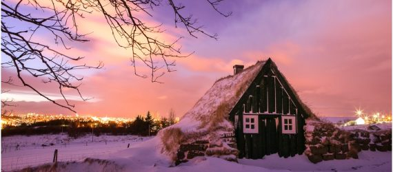 10 reasons why Iceland is the best place to be a writer