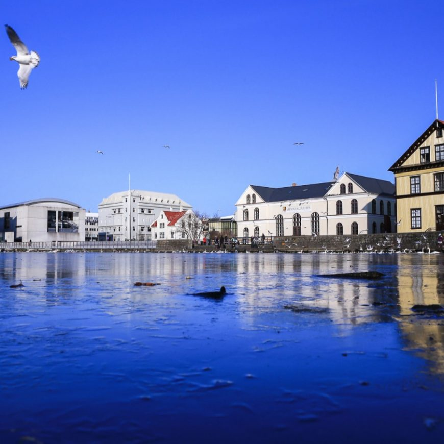 Iceland Writers Retreat author readings hosted in conjunction with Reykjavik UNESCO City of Literature