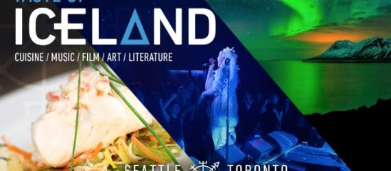 Meet Iceland Writers Retreat Co-Founder in Toronto!