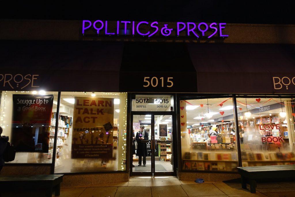 Politics & Prose reading Reykjavik 2017 004