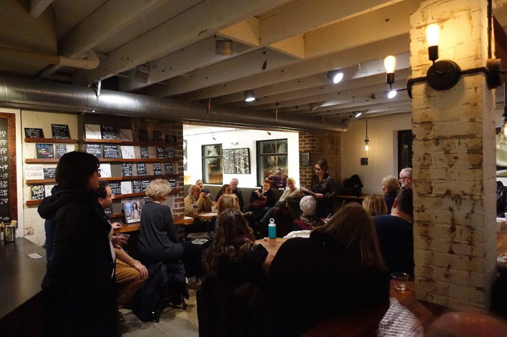 Politics & Prose reading Reykjavik 2017 005