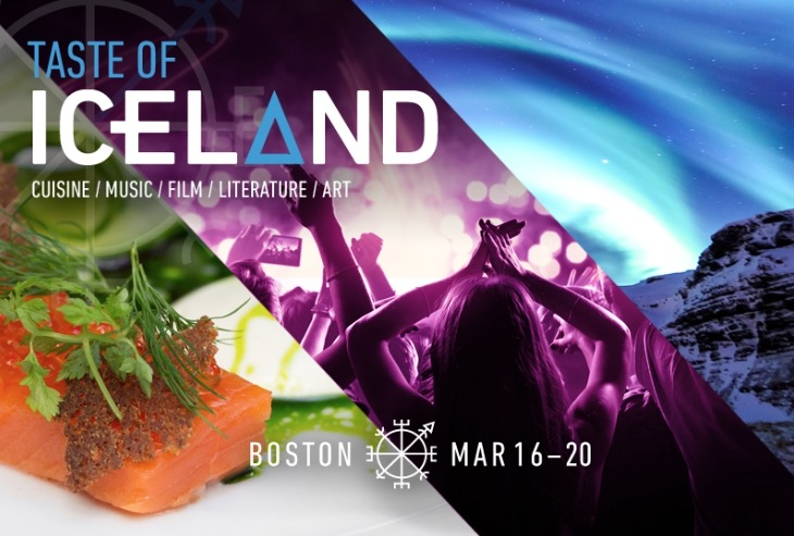 Iceland Writers Retreat co-founder to visit Boston for Taste of Iceland event