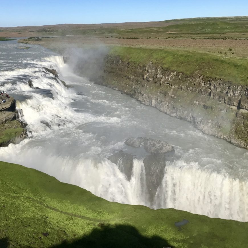 Third Place in the Iceland Writers Retreat and Iceland Travel Writing Contest