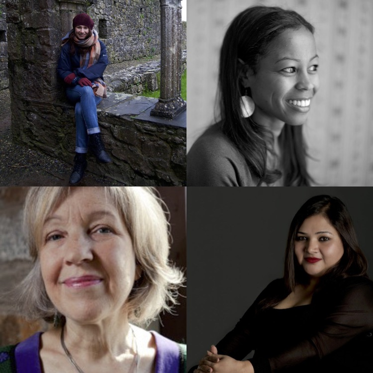 Four Recipients of 2018 Iceland Writers Retreat Alumni Award