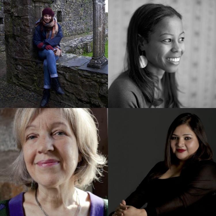 Four Recipients of 2018 Iceland Writers Retreat Alumni Award