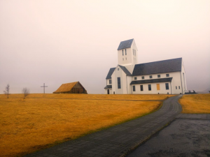 Skaholt chapel