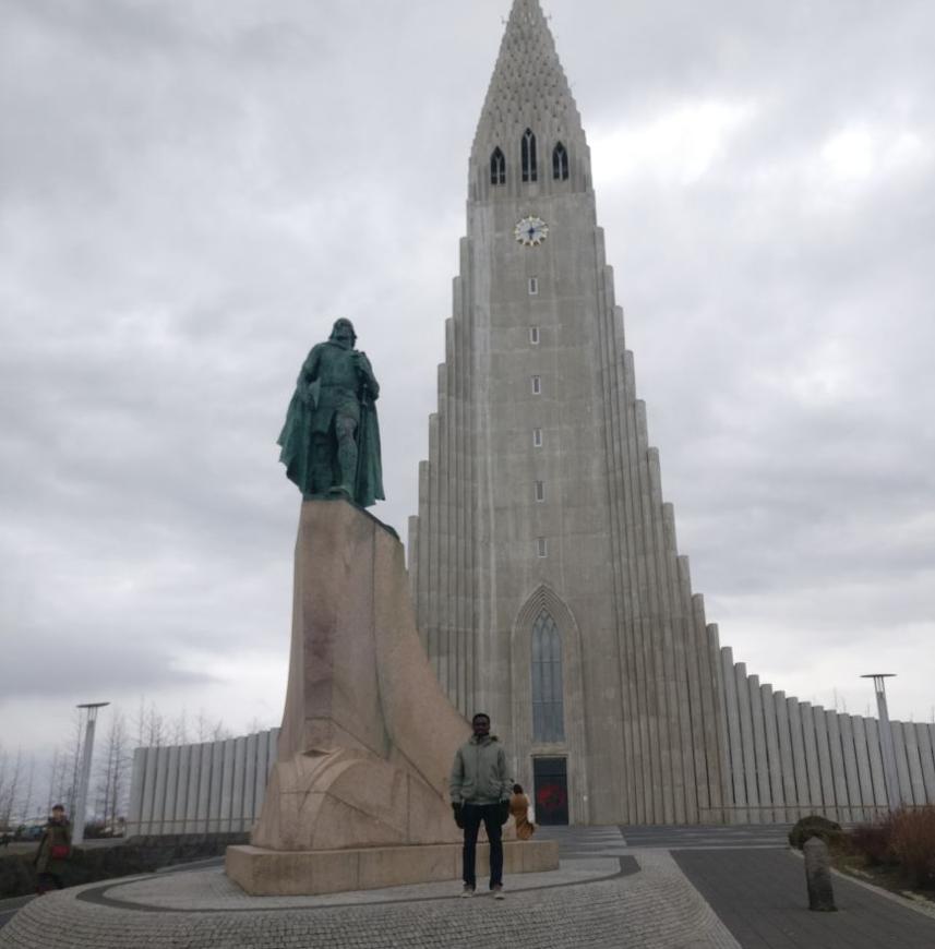 In Bed With Reykjavík: IWR Alumni Award winner Michael Agugom's story