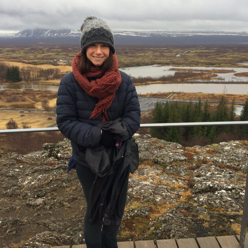 Better Than Paradise: IWR Alumni Award Winner Nora Shychuk's Story