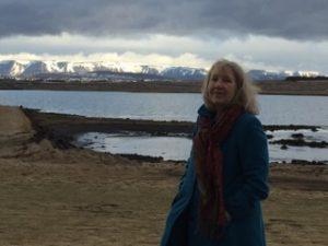 Julia in Iceland
