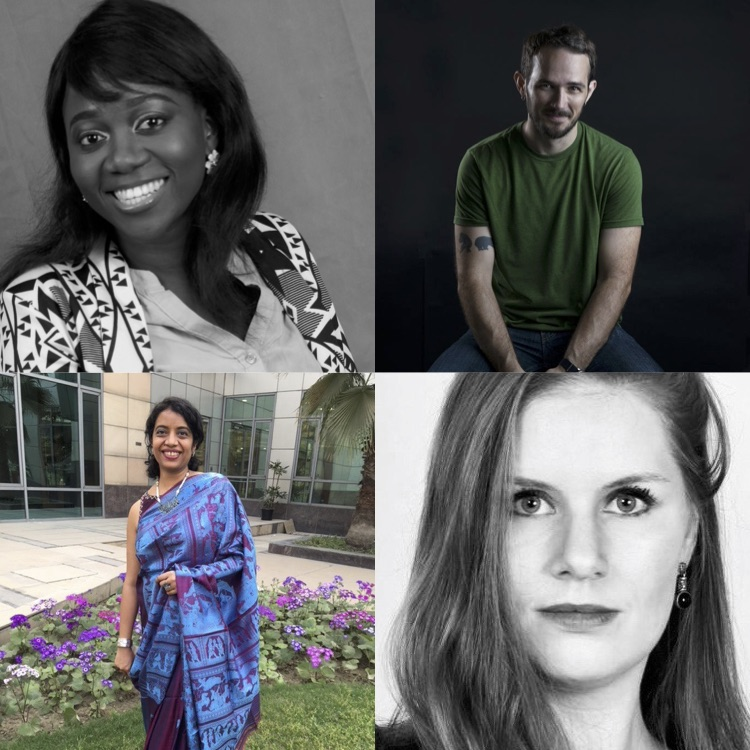 Five Recipients of 2019 Iceland Writers Retreat Alumni Award