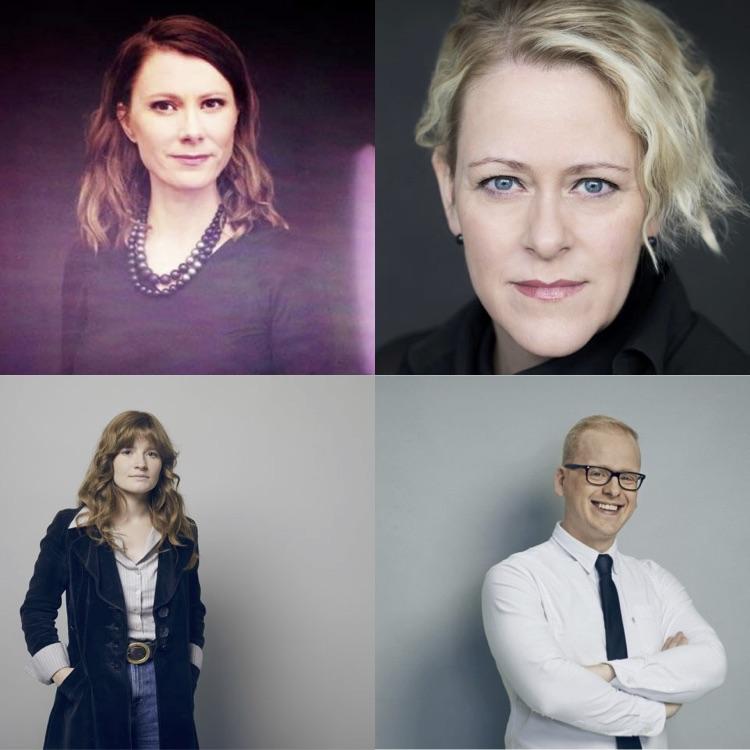 Four Icelandic authors
